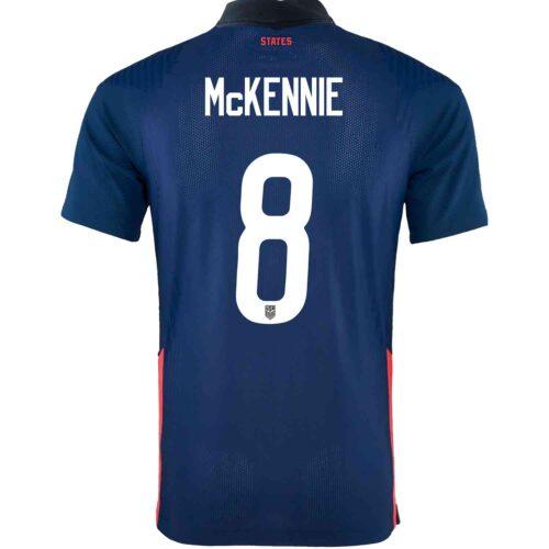 2020 Nike Weston McKennie USMNT Away Match Jersey