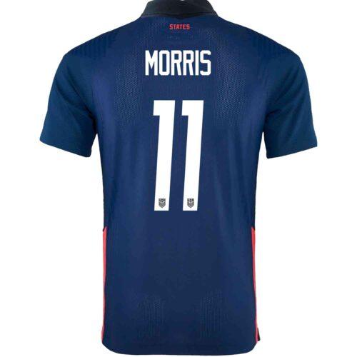 2020 Nike Jordan Morris USMNT Away Match Jersey