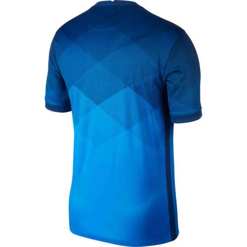 2020 Nike Brazil Away Jersey