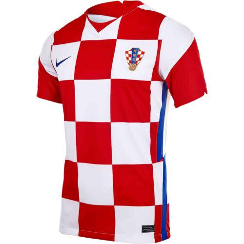 2020 Nike Croatia Home Jersey