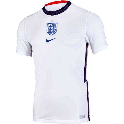 2020 Nike England Home Jersey
