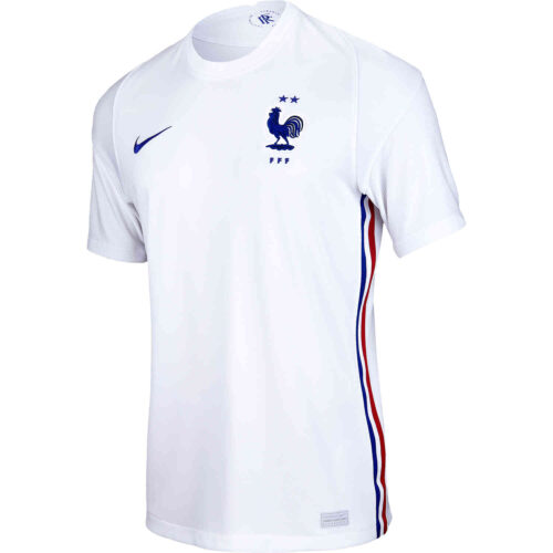 2020 Nike France Away Jersey