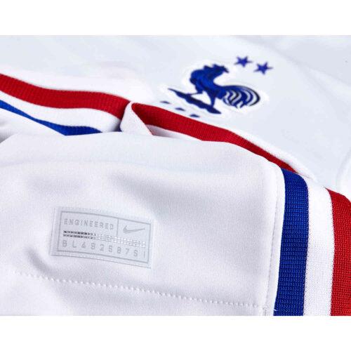 2020 Nike Paul Pogba France Away Jersey