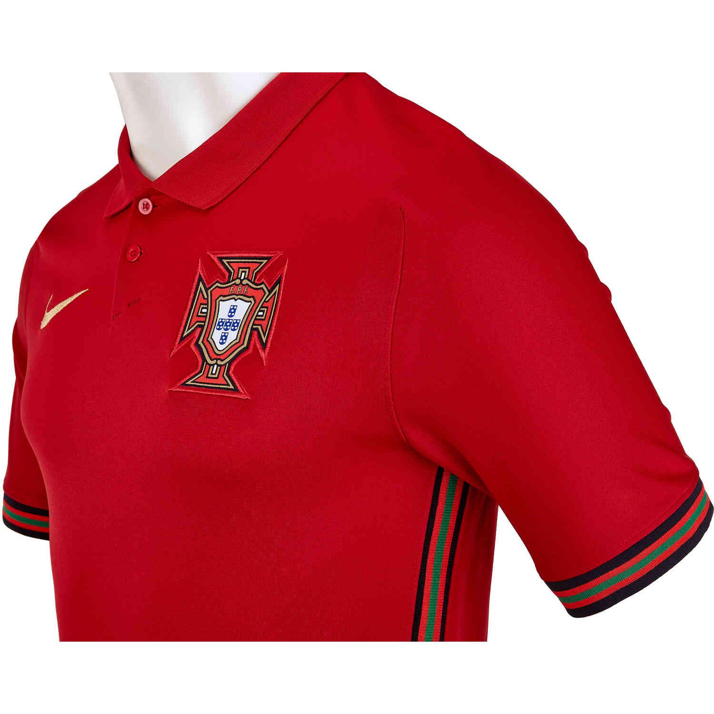 2020 Nike Portugal Home Jersey - SoccerPro