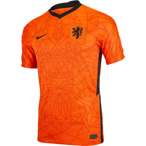 2020 Nike Netherlands Home Jersey