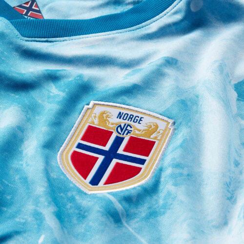 2020 Nike Norway Away Jersey