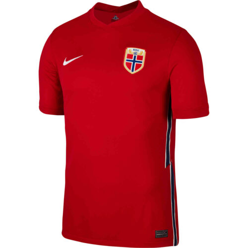 2020 Nike Norway Home Jersey