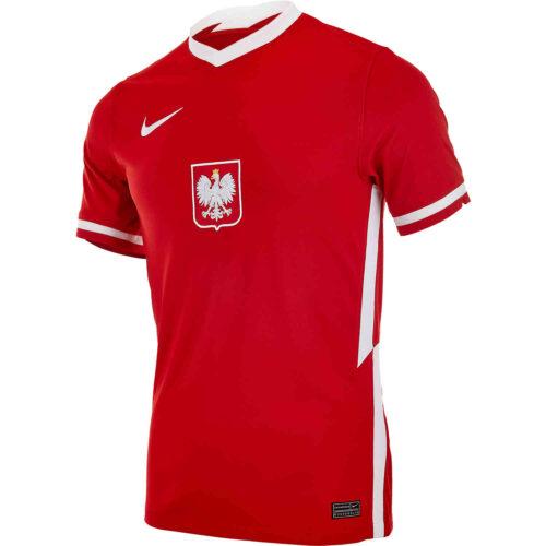 2020 Nike Poland Away Jersey