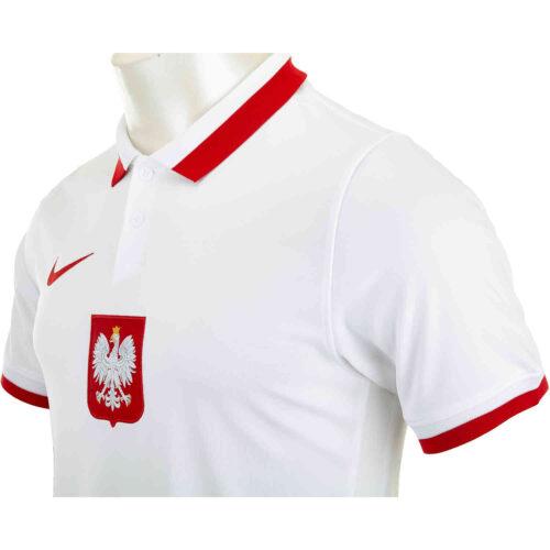 2020 Nike Poland Home Jersey