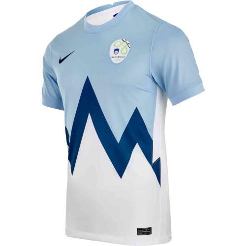 Nike Slovenia Home Jersey – 2020
