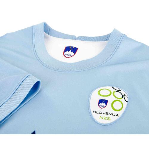 2020 Nike Slovenia Home Jersey