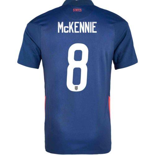 2020 Nike Weston McKennie USMNT Away Jersey