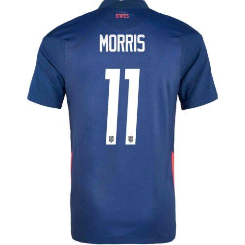 2020 Nike Jordan Morris USMNT Away Jersey