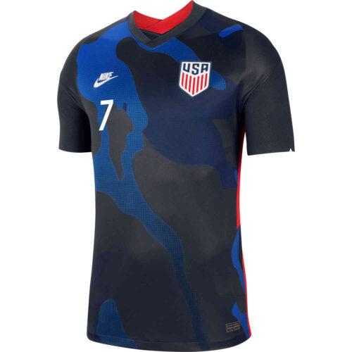 2020 Nike Giovanni Reyna USMNT Away Jersey