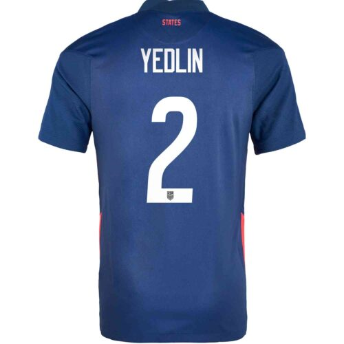 2020 Nike DeAndre Yedlin USMNT Away Jersey
