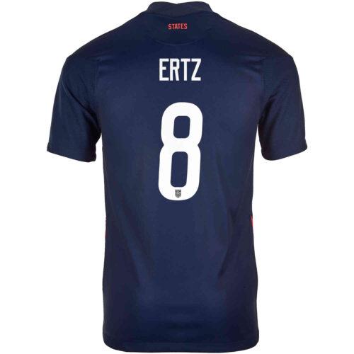 2020 Nike Julie Ertz USWNT Away Jersey