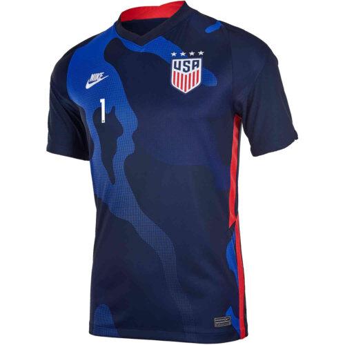 2020 Nike Alyssa Naeher USWNT Away Jersey