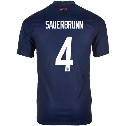 2020 Nike Becky Sauerbrunn USWNT Away Jersey