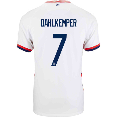 2020 Nike Abby Dahlkemper USWNT Home Jersey