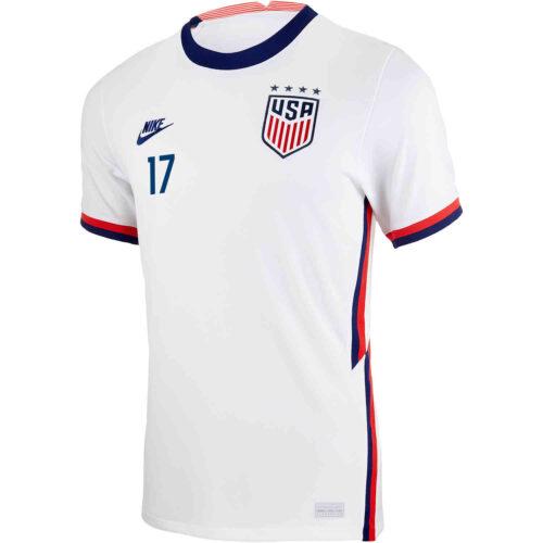 2020 Nike Tobin Heath USWNT Home Jersey