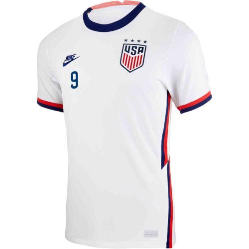 2020 Nike Lindsey Horan USWNT Home Jersey
