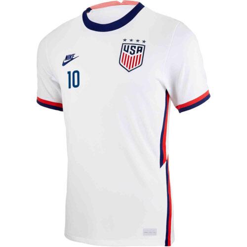 2020 Nike Carli Lloyd USWNT Home Jersey