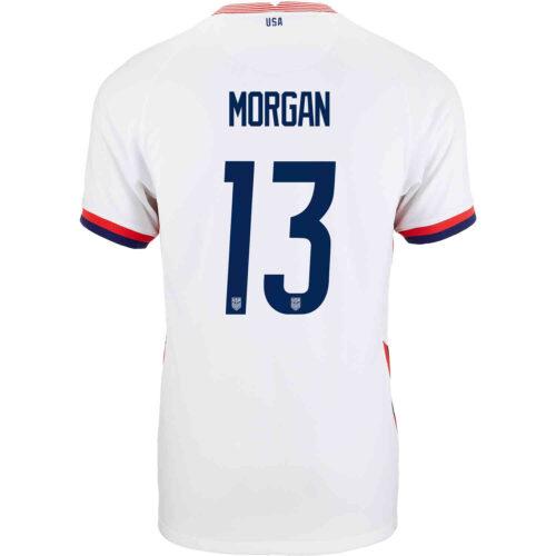 2020 Nike Alex Morgan USWNT Home Jersey