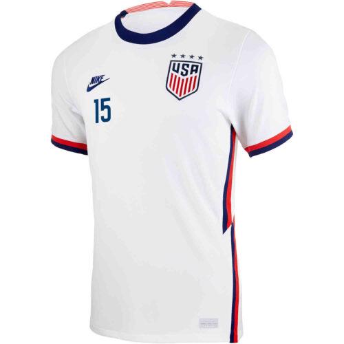 2020 Nike Megan Rapinoe USWNT Home Jersey