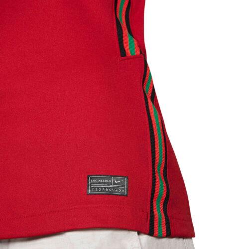 2020 Womens Nike Portugal Home Jersey
