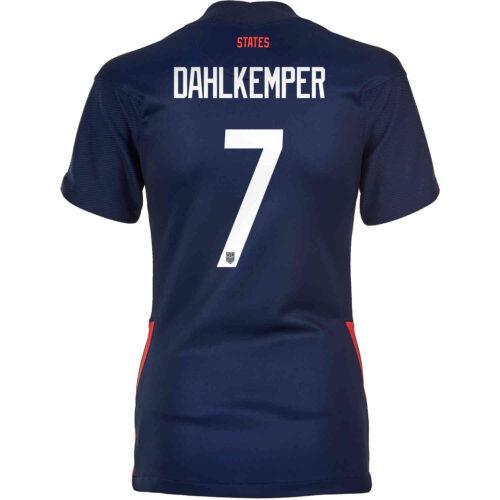 2020 Womens Nike Abby Dahlkemper USWNT Away Jersey