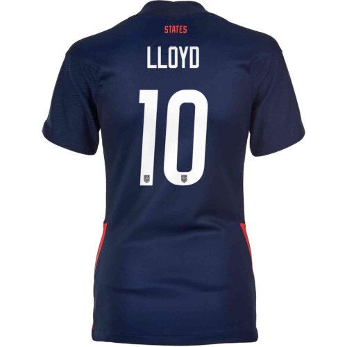 2020 Womens Nike Carli Lloyd USWNT Away Jersey