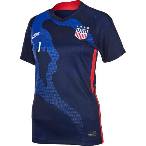 2020 Womens Nike Alyssa Naeher USWNT Away Jersey