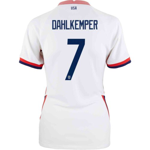 2020 Womens Nike Abby Dahlkemper USWNT Home Jersey
