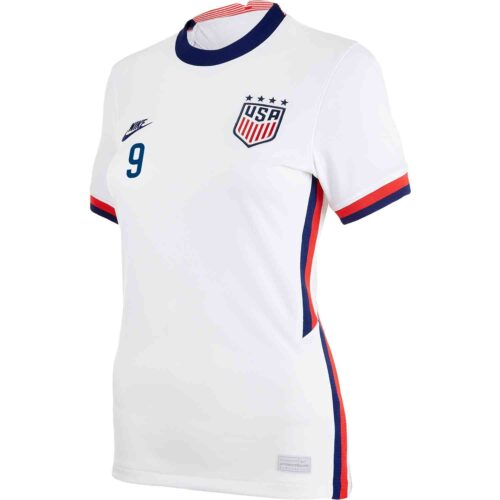 2020 Womens Nike Lindsey Horan USWNT Home Jersey