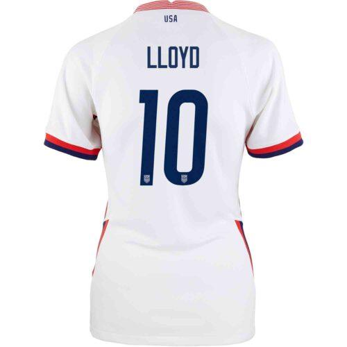 2020 Womens Nike Carli Lloyd USWNT Home Jersey