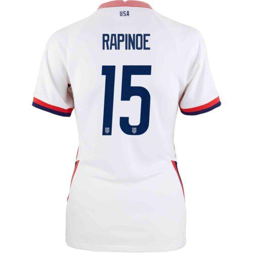 2020 Womens Nike Megan Rapinoe USWNT Home Jersey