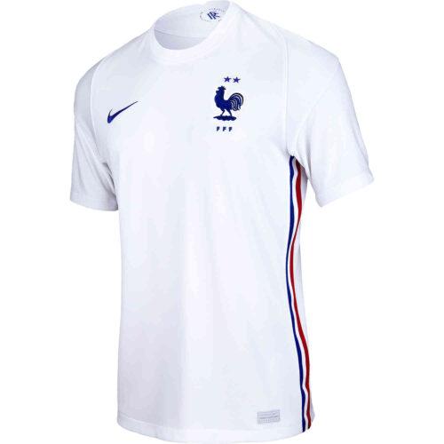 2020 Kids Nike France Away Jersey