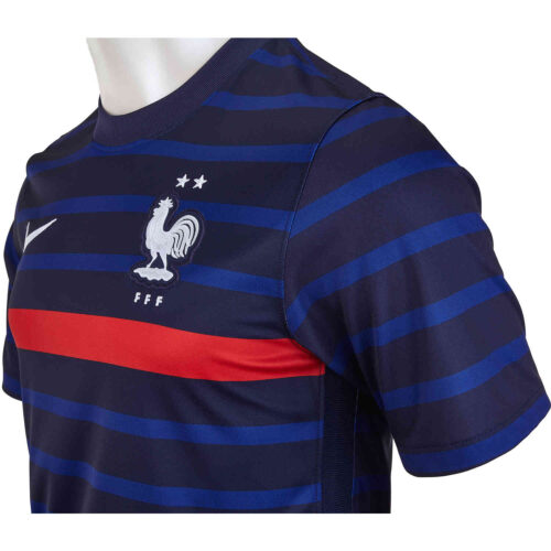 2020 Kids Nike France Home Jersey