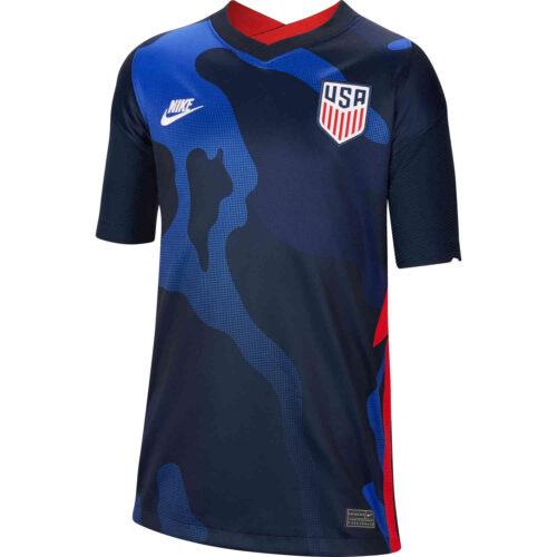 2020 Kids Nike USMNT Away Jersey