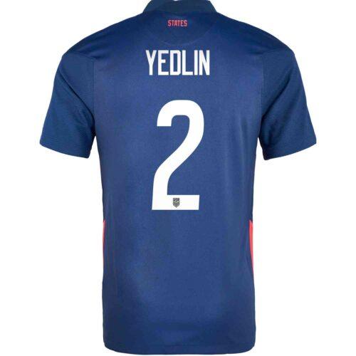 2020 Kids Nike DeAndre Yedlin USMNT Away Jersey