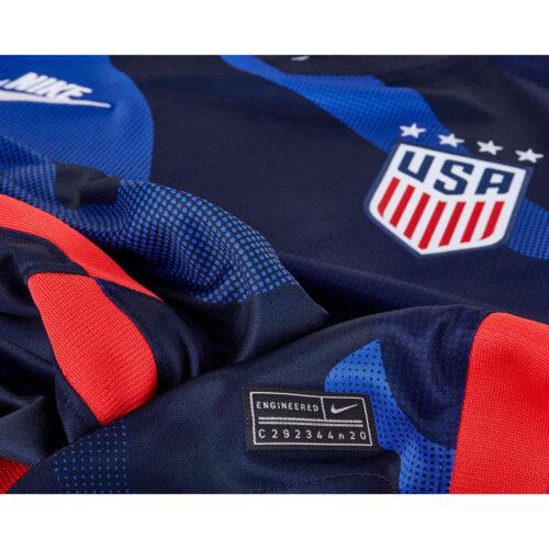 2020 Kids Nike Megan Rapinoe USWNT Away Jersey