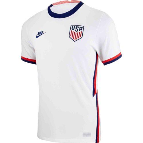 2020 Kids Nike USMNT Home Jersey