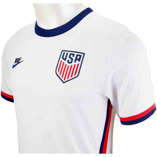 2020 Kids Nike Christian Pulisic USMNT Home Jersey