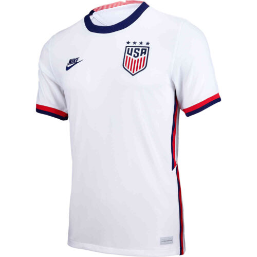 2020 Kids Nike 4-Star USWNT Home Jersey