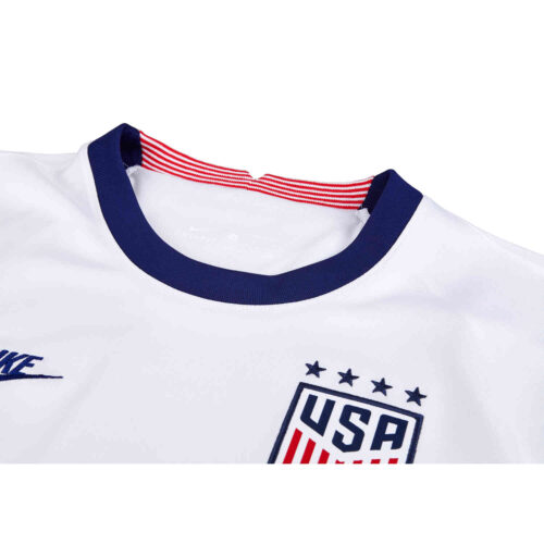 2020 Kids Nike 4-Star USWNT Home Jersey