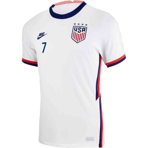 2020 Kids Nike Abby Dahlkemper USWNT Home Jersey