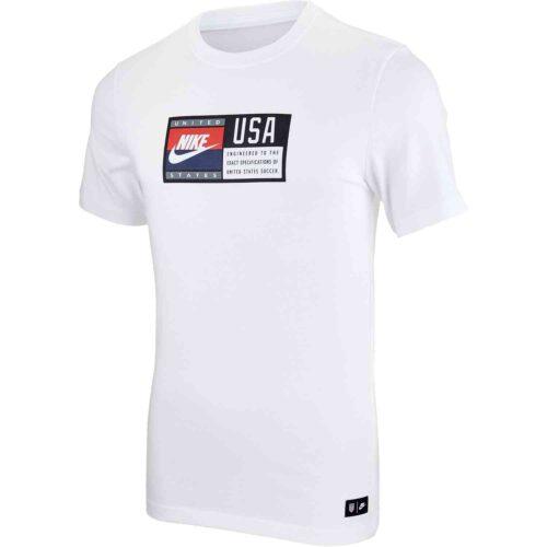 Nike USMNT Voice Tee – White