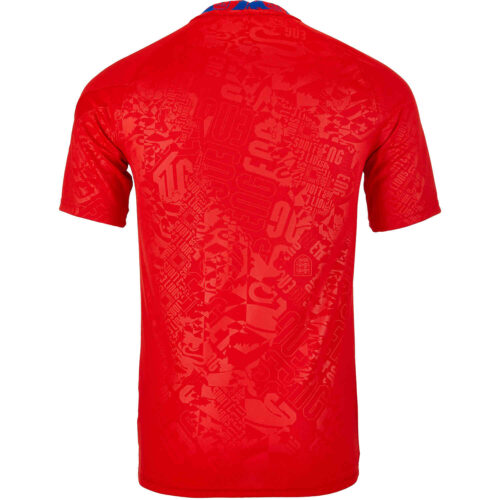 Nike England Pre-Match Top – Challenge Red & White