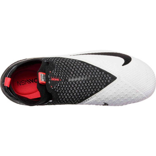 Kids Nike Phantom Vision 2 Elite FG – White