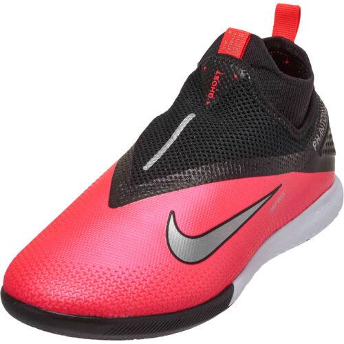 Nike React Phantom Vision 2 Pro IC – Laser Crimson